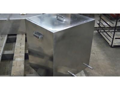 Баки и емкости из нержавеющей стали от фирмы МастерМет